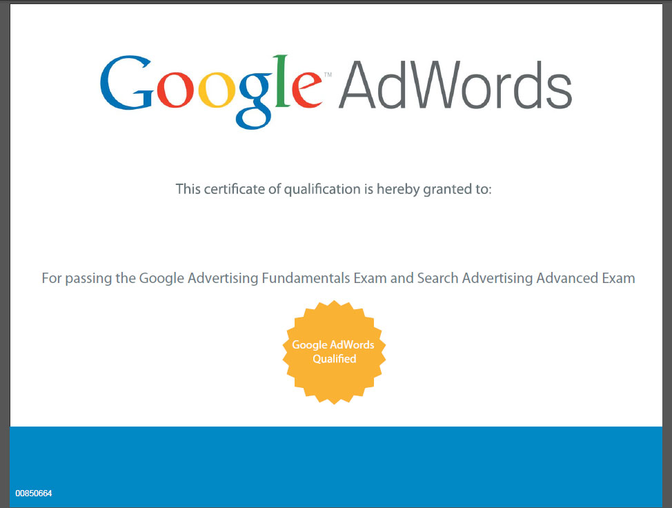 Google googleadwords