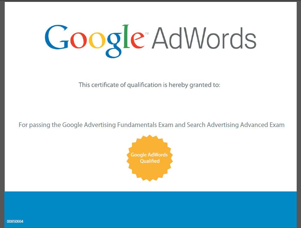 Google googleadwords