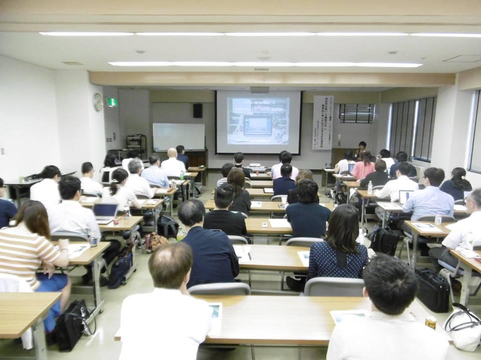 公益財団法人 富山県新世紀産業機構の中小企業支援センターで講演を行いました