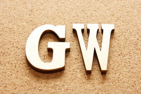 2019年 G.W. 休業のご案内